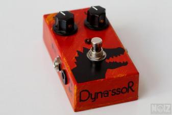 JAM pedals Dyna-ssoR