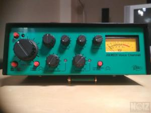 Joemeek The brick !Channel strip-preamp