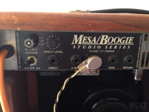 Mesa Boogie Studio Series amp