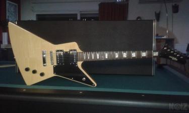 pitbull electric  guitar  EX