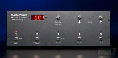 RJM Mastermind Midi Controller (ΔΩΡΕΑΝ ΑΠΟΣΤΟΛΗ)