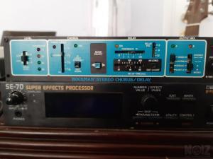 Rockman Stereo Chorus/Delay