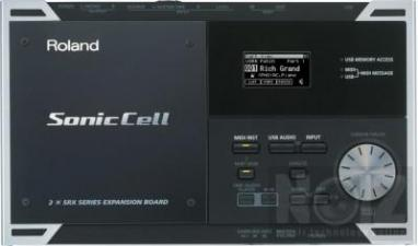 Roland Sonic Cell Synthesizer module & audio interface