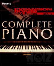 roland srx 11 complete piano