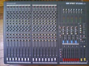 Soundcraft LC Studio 24