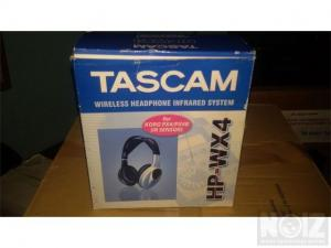 Tascam HP-WX4 Wireless IR Headphones