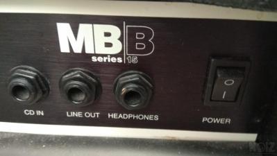 Epiphone Standard IV Marshall MBB15