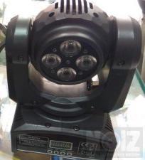 Double Led ROBOT Face 80W