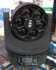 Big-EYE ROBOT LED RGBW BEAM WASH 120W