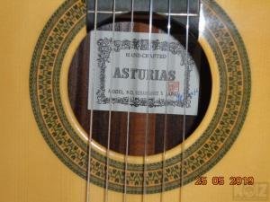 Asturias renaissance spruce (Japan)