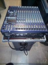 YAMAHA EMX-5016CF ΑΥΤΟΕΝΙΣΧΥΟΜΕΝΗ+CASE