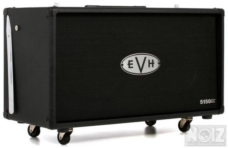 καμπίνα EVH 2x12 custom WGS speakers