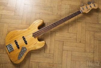 Jazz Bass Paveza guitars