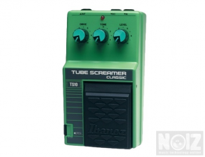 Ζητάω το Tube screamer TS10 της Ibanez