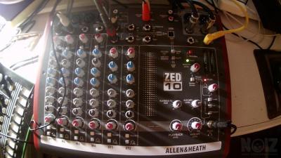 Allen & Heath ZED10