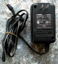CANON printer K30081 AC ADAPTER AD-300 BJ-30 BJC-210 240 250 251 255 4100