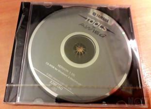 CD για  drive της ΥΑΜΑΗΑ AW16G