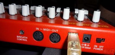 MIDITECH MTB Command Controller