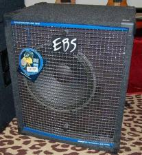 EBS Professional Evolution 1X15 300w