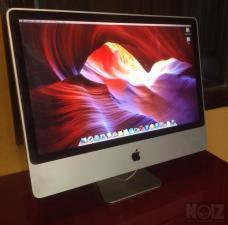 iMac 24-inch Early 2009, σκληρός SSD