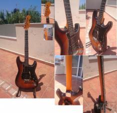 Squier Stratocaster custom