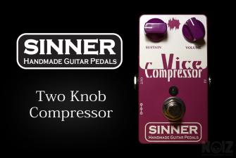 Sinner Pedals - Vice Compressor