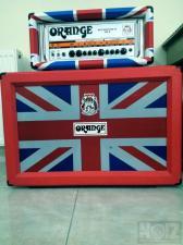 Orange Rockerverb 50 Union Jack