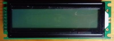 MOTU ULTRALITE LCD DISPLAY BLACK ON WHITE NEW