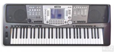 Yamaha PSR-1000 (μετατροπή σε Arabic A1000)