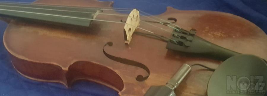 Παλαιό βιολί χειροποίητο...(τιμή συζητήσιμη)
