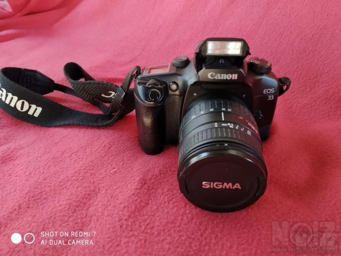 Φωτογραφική μηχανή  ( φιλμ )  CANON EOS33