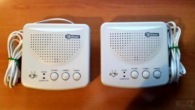 Συσκευές ενδοεπικοινωνίας Golmar WI-2B δύο καναλιών