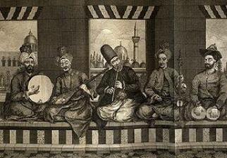 Δημιουργία σχήματος Ανατολικής Κλασικής Μουσικής (οθω