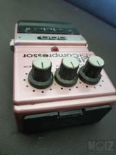 Bass stereo Chorus-Bass Compressor