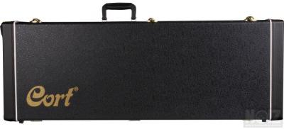 Cort – CGC75 Standard Hard Case for Bass Guitar