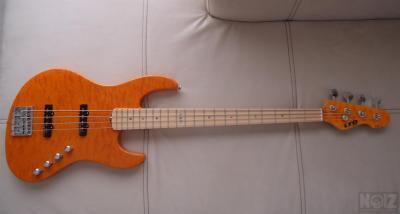 ESP LTD Elite J4 - Made in Japan w/Hardcase Like NEW! (πτώση τιμής)