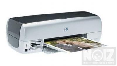 HP Photosmart 7260 USB printer