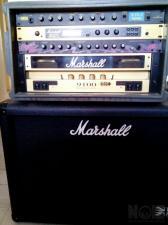 Marshall 9100 poweramp 2x50w