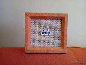 Orange cr 3 pix amplifier