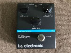 TC Electronic Vintage Overdrive