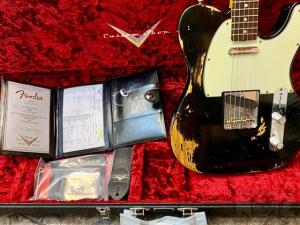 Fender telecaster CUstom shop NAMM Limited Edition