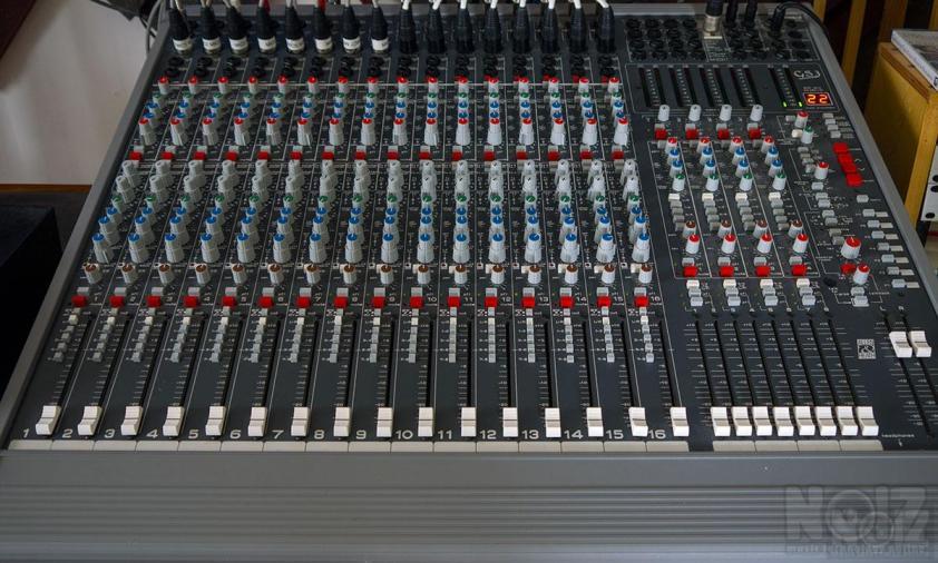Allen & Heath GS3 (16 Channels) (Mαζι με τα μεταφορικα)