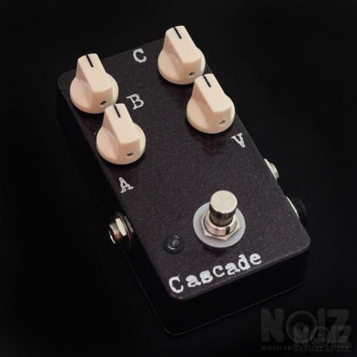 Cascade Overdrive by Coldcraft Effects
