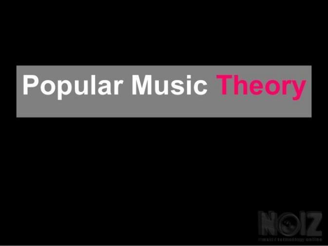 Μαθήματα μοντέρνας θεωρίας