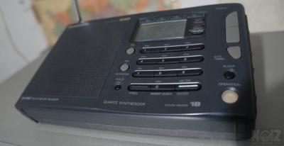Δέκτης FM-LW-MW-SW  Panasonic RF-B45 (1991)