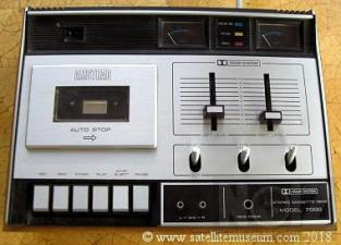 Amstrad X 7000 Tape Deck