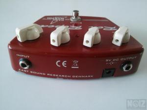 Carl Martin Red Repeat V1-Delay Echo Vintage Series