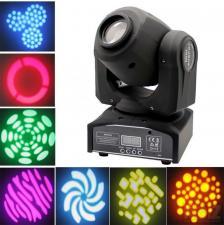 dj ROBOT LED Σχέδια-Χρώματα 30W