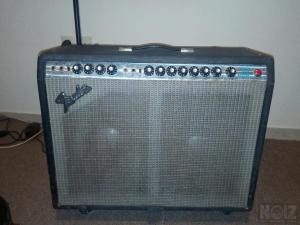 fender twin reverb 135w silverface