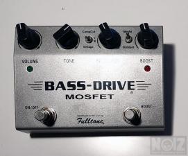 Fulltone Bass Drive MOSFET